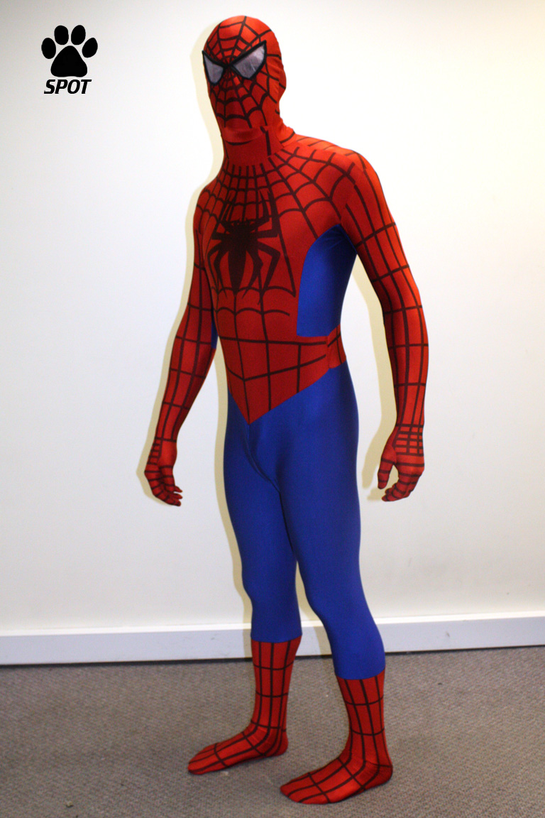 Spiderman Zentai | ZentaiSpot