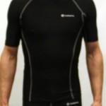 Black Primark baselayer T-shirt - Front