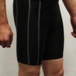 Black Primark baselayer shorts - Right