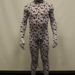 Dalmatian Zentai Toed - Front