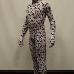 Dalmatian Zentai Toed - Left