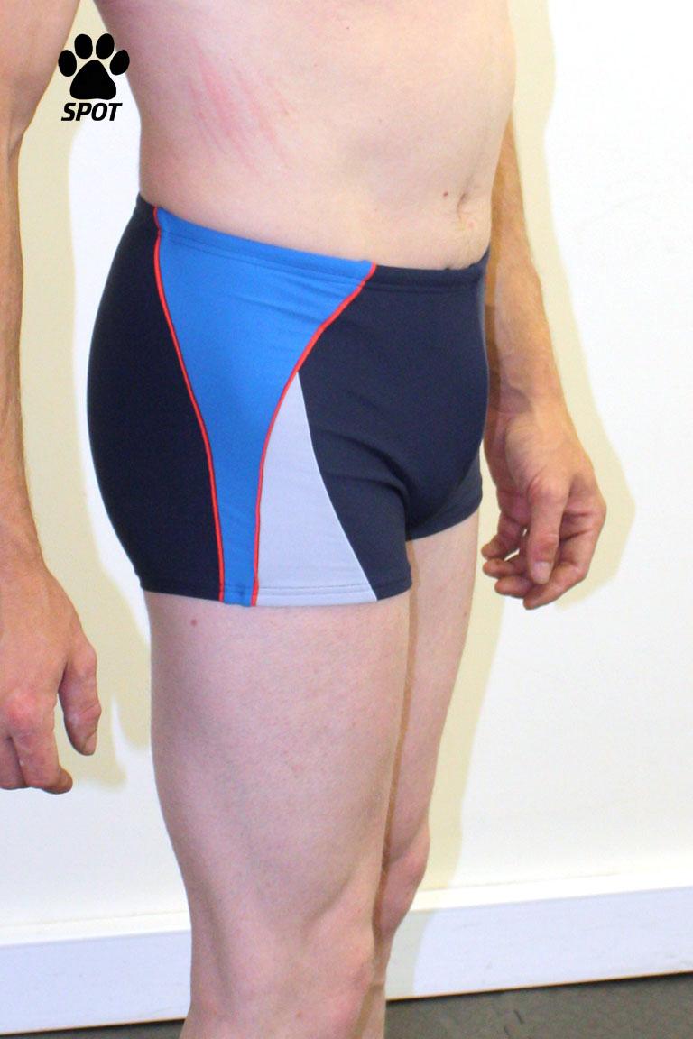 Blue Speedo Swim Shorts Right Zentaispot